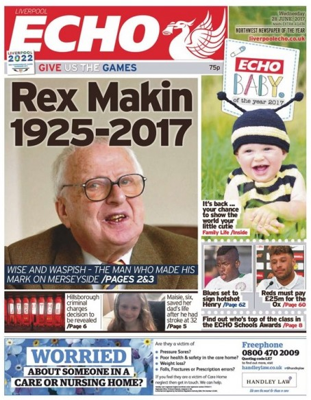 Rex Makin