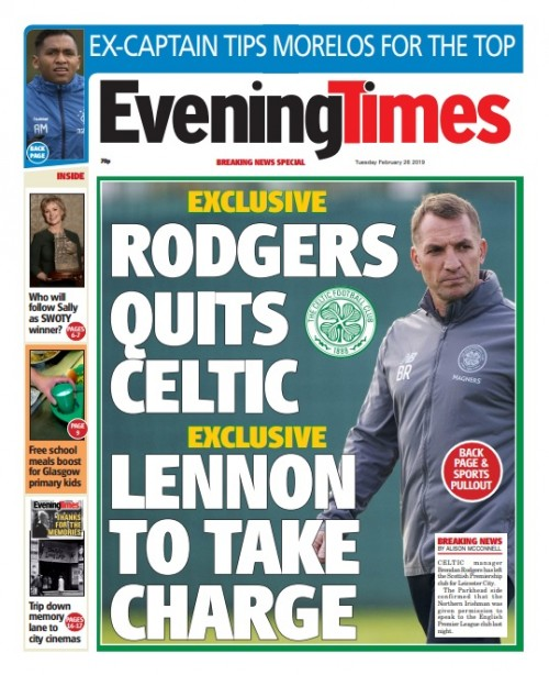 Rodgers front
