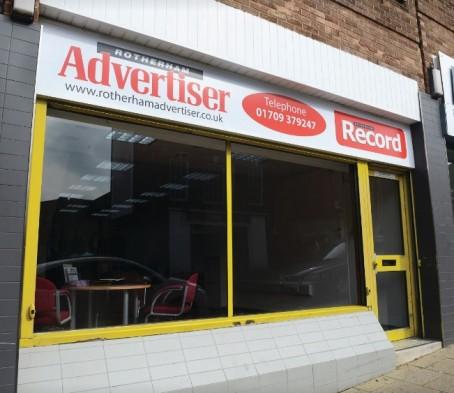 The Advertiser's new Howard Street office