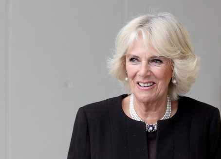 Joseph Raynor's photo of the Duchess of Cornwall for the Nottingham Post