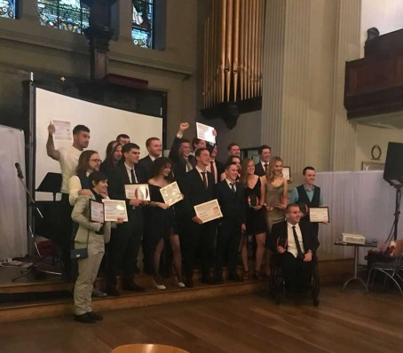 The Scottish Student Journalism Awards 2018 winners
