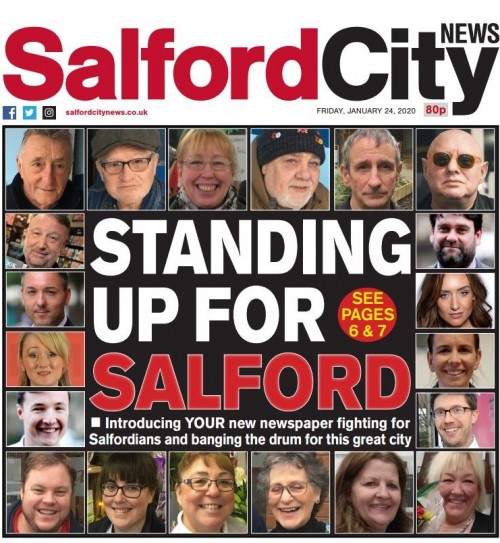 Salford City News