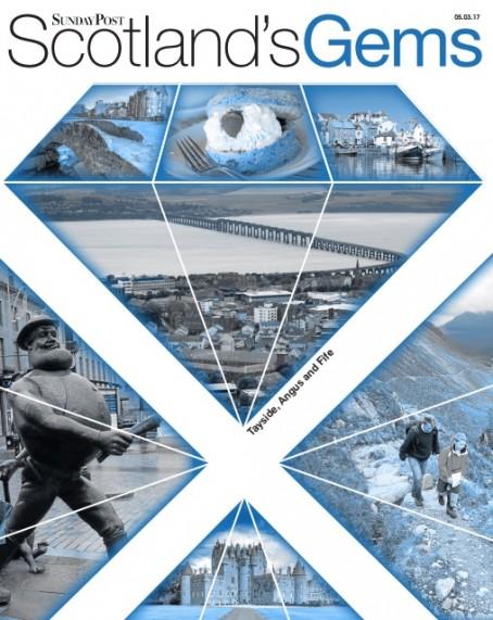 Scotland gems