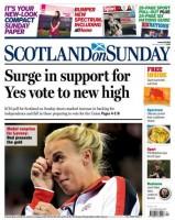 Scotland on Sunday compact
