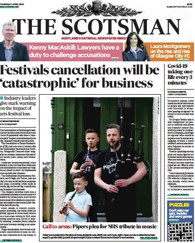 Scotsman Festival