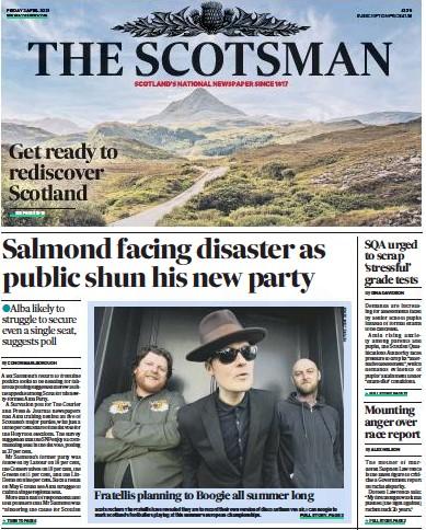 Scotsman Rediscover