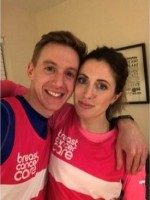 Ex-regional daily journalists to run marathon for cancer charity