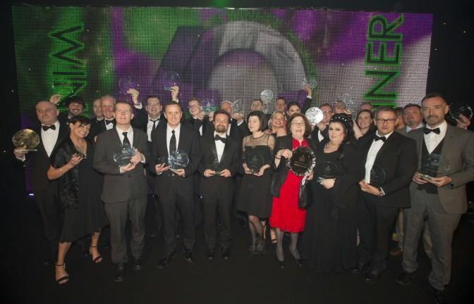 The winners at last year's Scottish Press Awards