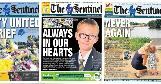 How The Sentinel has covered its campaign