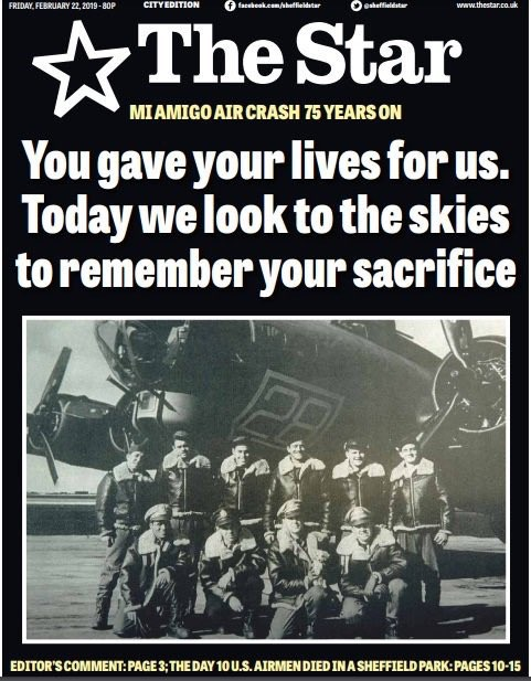Sheffield airmen