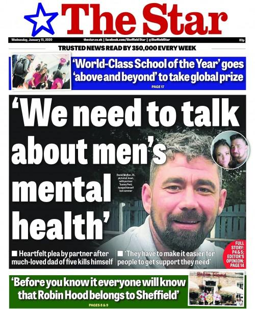 Sheffield mental health