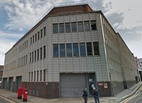 The York Street office of The Star, Sheffield, where Paul Carter began his career
