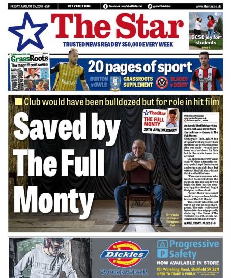 Star Full Monty
