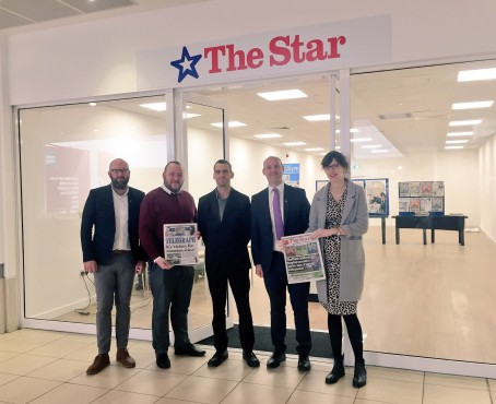 """The Star's """"pop-up newsroom"""" at Crystal Peaks Shopping Mall"""