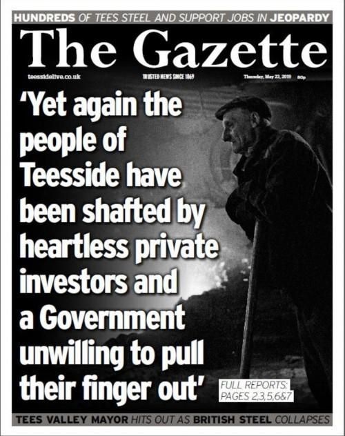 Steel Gazette