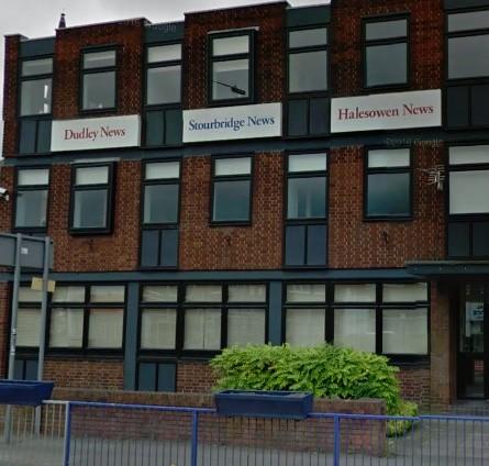 Stourbridge office