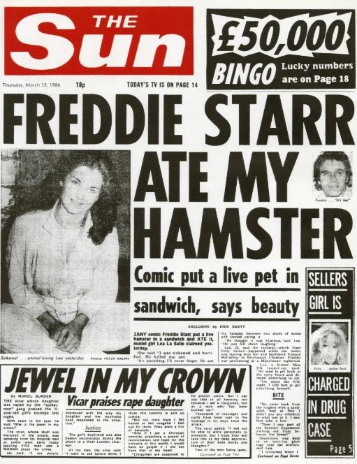 Sun Freddie