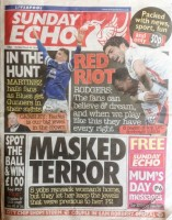 Sunday Echo p1