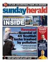 Sunday Herald 18