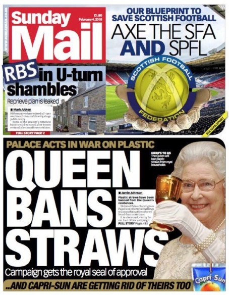 Sunday Mail SFA