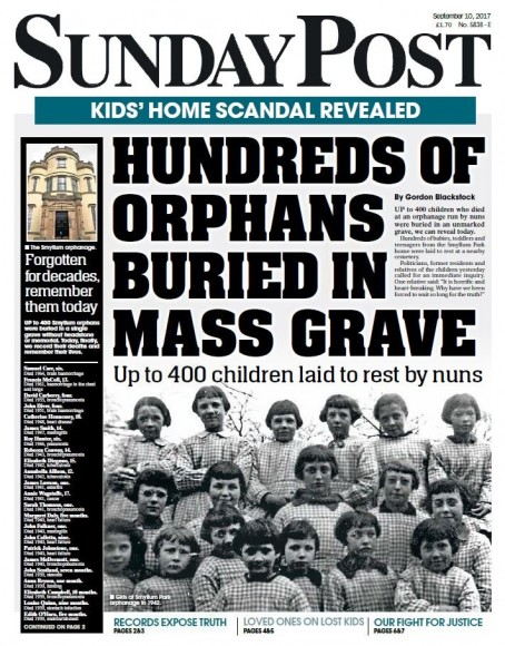Sunday Post orphans