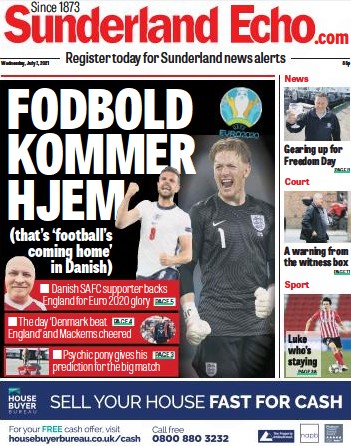 Sunderland Danish
