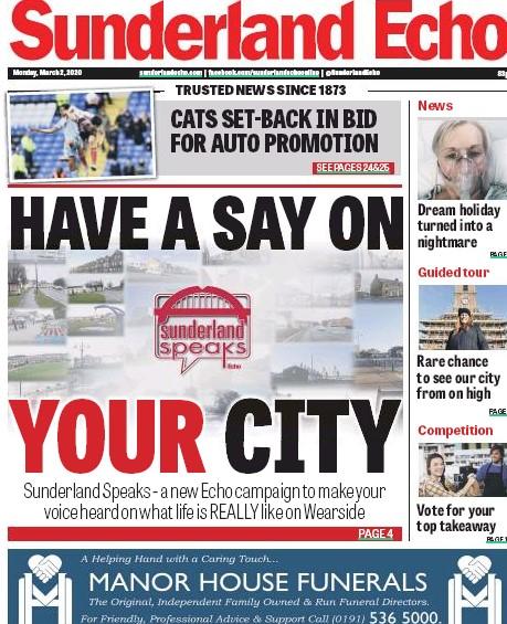 Sunderland Speaks