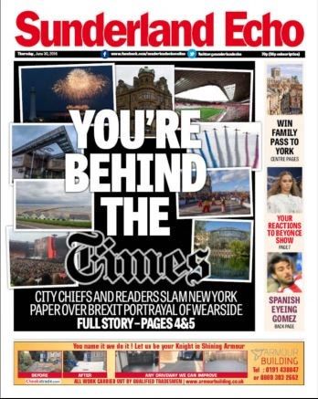 Sunderland Times