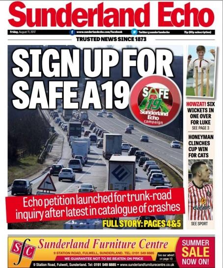 Sunderland safe