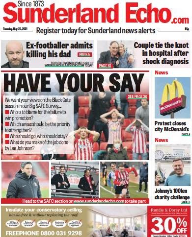 Sunderland survey