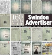 Swindon Advertiser Celebrates Anniversary With Launch Of 163