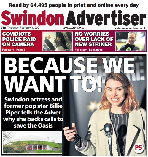 Swindon Billie