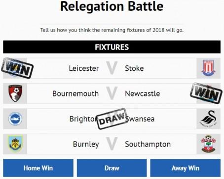 Trinity Mirror launches 2017-18 Premier League predictor