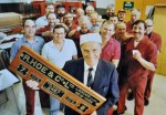 Print chief who spent nearly four decades with daily dies aged 93