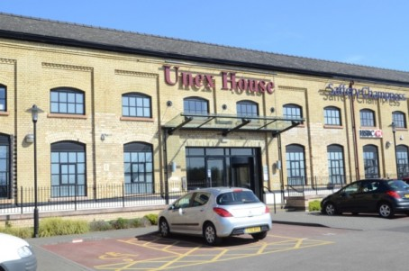 Unex House, the new home of the Peterborough Telegraph