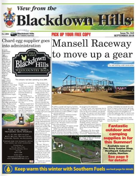 View Blackwdown