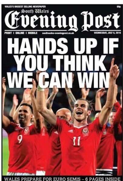 Wales WESP