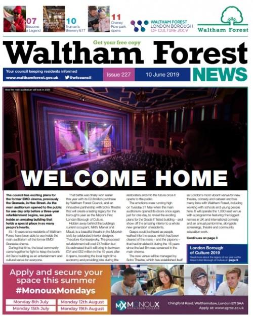 Waltham F