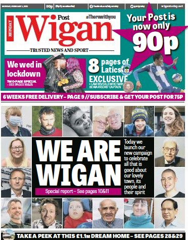 We Are Wigan