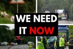 Ministers to fund improvements to danger road after regional press campaign