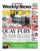 This week's anniversary edition of the Weekly News