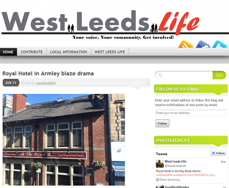 West Leeds Life