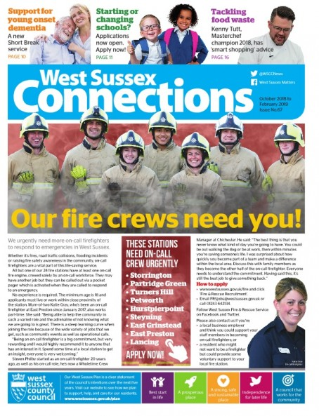 West Sussex Connections