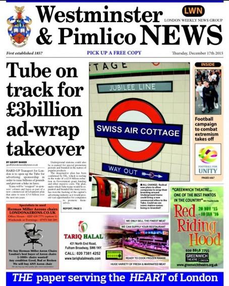 Westminster News