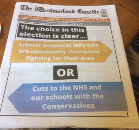 Westmorland Liberal