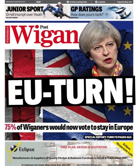 Wigan EU