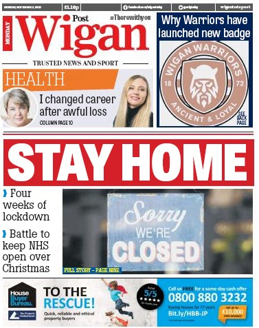 The announcement has prompted a rallying cry from regional press groups