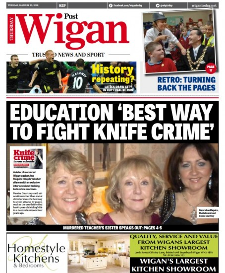 Wigan knife