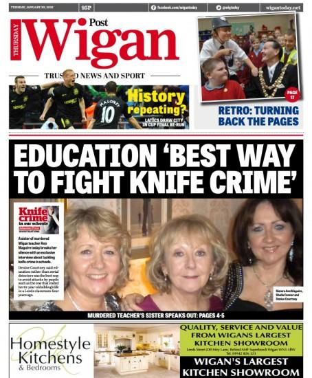 Wigan knife