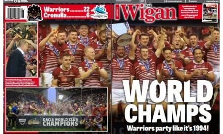 Wigan wrap